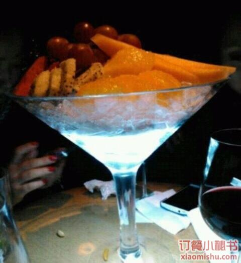 水果拼盘,非常时髦餐厅 水果拼盘价格 订餐小秘书