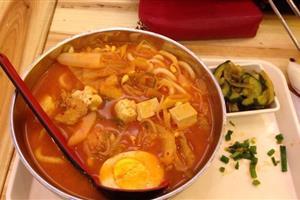 掌上韩品 来福士店 韩式泡菜汤面