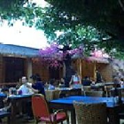 恐龙主题度假酒店 侏罗纪主题餐厅