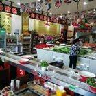 北京尚捞自助旋转火锅 烤涮一体