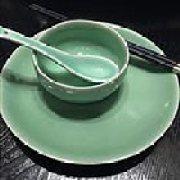 粗茶淡饭·水墨兰亭