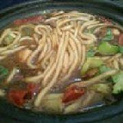 韩记黄焖鸡米饭