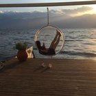 理想生活海景花园天台咖啡馆