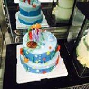 发条时光高端蛋糕定制甜品台定制 通州分店