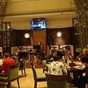 锦江宾馆紫竹自助餐厅