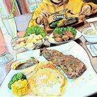 伊膳坊清真中西简餐厅