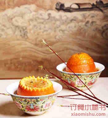 西湖风景餐厅NO.1  味庄 蟹酿橙