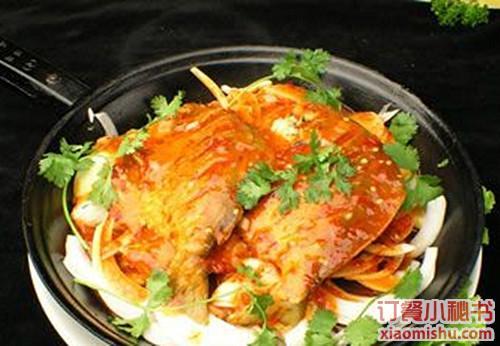 西红柿烩平鱼