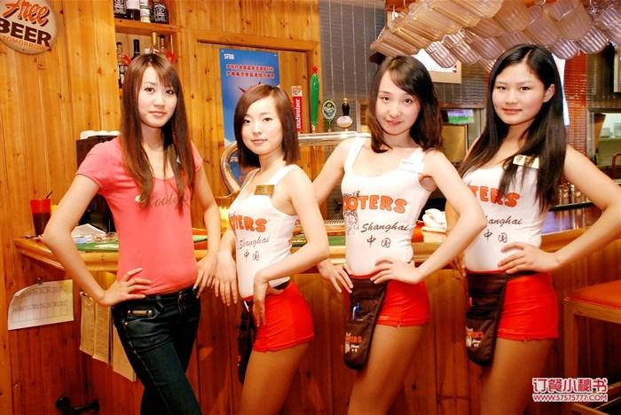 上海美女最多的地方