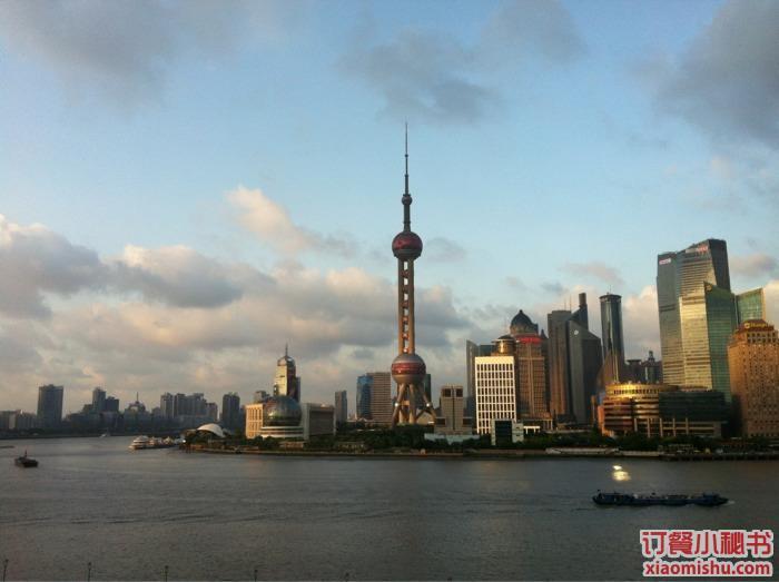 上海外灘是上海一道靚麗的風景線