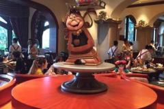 迪士尼 Lumiere's Kitchen 卢米亚厨房