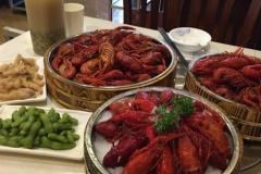临沂新村站 叁合清水龙虾