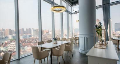 鸢尾天空法餐厅 图片